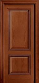 """Межкомнатная дверь """"Master Century"""", пг, красное дерево"""