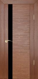 """Межкомнатная дверь """"Д4 техно"""", по, орех"""