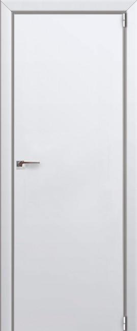 """Межкомнатная дверь """"1 Е"""", Аляска, кромка 4 стор. ABS"""