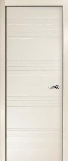 Фото -   Межкомнатная дверь Мильяна ID E, пг, бьянко   | фото в интерьере