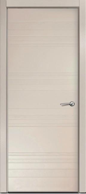 Фото -   Межкомнатная дверь Мильяна ID E, пг, капучино   | фото в интерьере