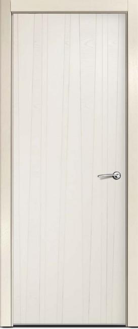 Фото -   Межкомнатная дверь Мильяна ID V, пг, бьянко     фото в интерьере