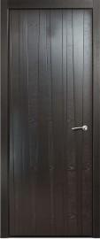 Фото -   Межкомнатная дверь Мильяна ID V, пг, неро   | фото в интерьере