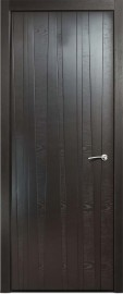 Межкомнатная дверь Мильяна ID V, пг, неро