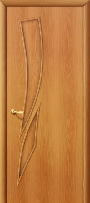 """Межкомнатная дверь """"Стрелиция"""", пг, миланский орех"""