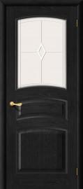 Межкомнатная дверь М 16, по, венге