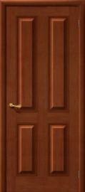 Межкомнатная дверь М 15, пг, светлый лак