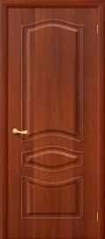 """Межкомнатная дверь ПВХ """"Модена"""", пг, итальянский орех"""