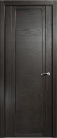 Межкомнатная дверь Мильяна Qdo, пг, ясень винтаж
