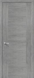 """Межкомнатная дверь """"Рондо"""", пг, серый дуб"""