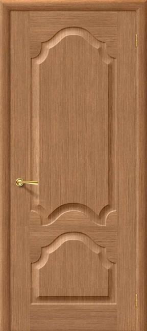 """Фото -   Межкомнатная дверь """"Афина"""", пг, дуб     фото в интерьере"""