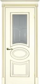 """Межкомнатная дверь """"СМАЛЬТА 03"""", по, слоновая кость"""