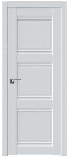 Фото -   Межкомнатная дверь 3U, аляска   | фото в интерьере