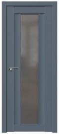 Межкомнатная дверь 53U, антрацит