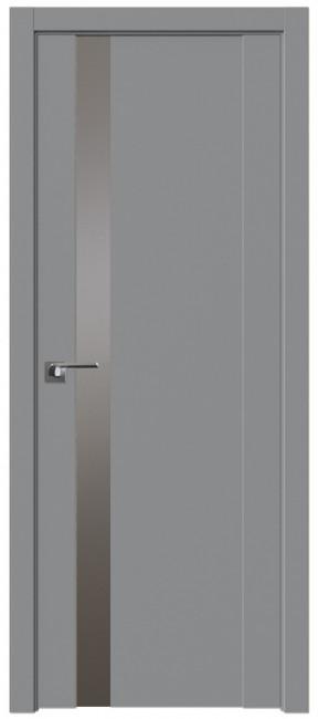 Фото -   Межкомнатная дверь 62U, манхэттен   | фото в интерьере