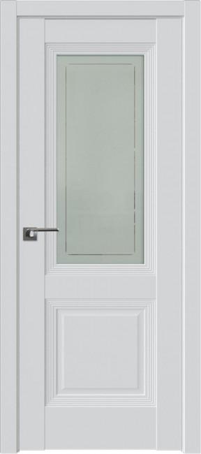 Фото -   Межкомнатная дверь 81U, аляска     фото в интерьере