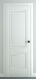 """Межкомнатная дверь """"Венеция В3"""", пг, белый"""