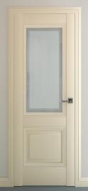 """Межкомнатная дверь """"Венеция В3"""", по, крем"""