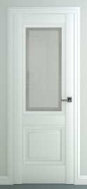 """Межкомнатная дверь """"Венеция В3"""", по, белый"""