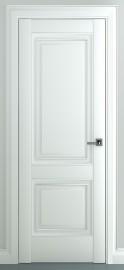 """Межкомнатная дверь """"Венеция В1"""", пг, белый"""