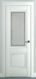 """Межкомнатная дверь """"Венеция В1"""", по, белый"""
