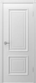 """Межкомнатная дверь """"Акцент"""", пг, белый"""