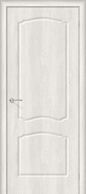 """Фото -   Межкомнатная дверь """"Альфа-1"""", пг, Casablanca     фото в интерьере"""