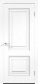 """Межкомнатная дверь """"ALTO 7"""", пг, ясень белый структурный."""