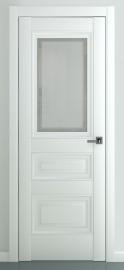 """Межкомнатная дверь """"Ампир В2"""", по, белый"""
