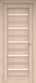 """Межкомнатная дверь """"Анкона"""", по, капучино"""