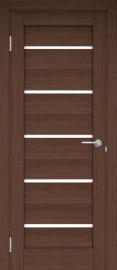"""Межкомнатная дверь """"Анкона"""", по, венге"""