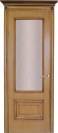 """Межкомнатная дверь """"Анталия"""", по, орех"""