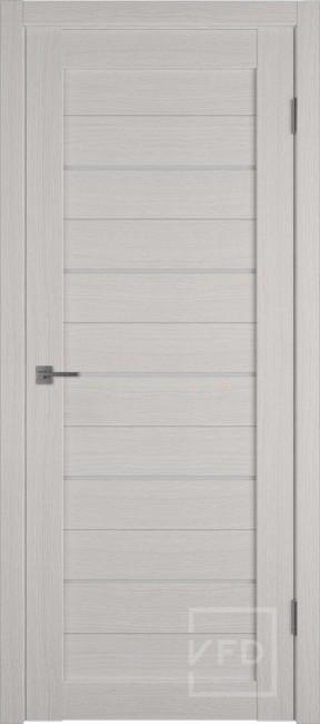 """Межкомнатная дверь """"Атум Х5"""", по, беленый дуб"""