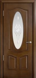 Межкомнатная дверь Мильяна Барселона, по, дуб натуральный