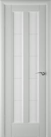 Межкомнатная дверь ПО Премьер Грей Эмаль