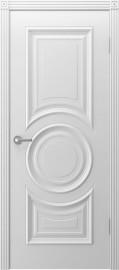 "Межкомнатная дверь ""Богема"", пг, белый"