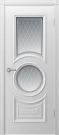 "Межкомнатная дверь ""Богема"", по, белый"