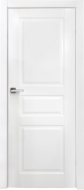 """Межкомнатная дверь """"Брикс 3Ф"""", пг, белый"""