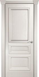 Межкомнатная дверь Мильяна Бристоль Сити, пг, ясень жемчуг