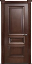 Межкомнатная дверь Мильяна Бристоль Сити, пг, итальянский орех
