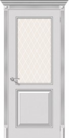 """Межкомнатная дверь """"Бриз"""", по, белый"""