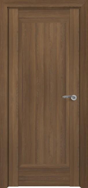 Фото -   Межкомнатная дверь Zadoor ПГ Неаполь тип-N пекан светло-коричневый     фото в интерьере