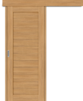 Фото -   Межкомнатная дверь-купе Порта-21 Anegri Veralinga     фото в интерьере