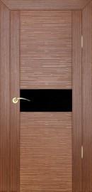 """Межкомнатная дверь """"Д2 техно"""", по, орех"""