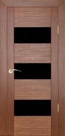 """Межкомнатная дверь """"Д3 техно"""", по, орех"""