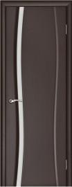 """Межкомнатная дверь """"Клеопатра 1"""", по, венге"""
