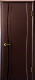 """Межкомнатная дверь """"Диадема 1"""", пг, венге"""