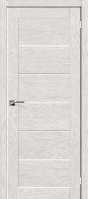 """Фото -   Межкомнатная дверь """"Легно-22"""", по, Chalet Blanc     фото в интерьере"""