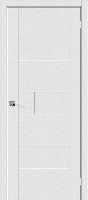 """Фото -   Межкомнатная дверь """"Легно-38"""", пг, Virgin     фото в интерьере"""