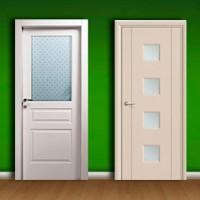 Двери Офрам